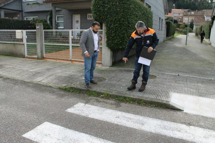 Gondomar llevará a cabo un plan de seguridad vial en el municipio