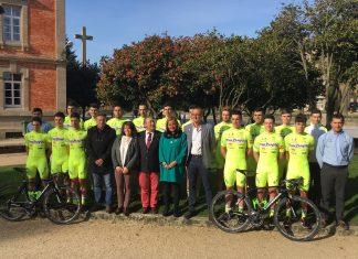 Nigrán, un año más, la sede y la cuna del Club Ciclista Rías Baixas
