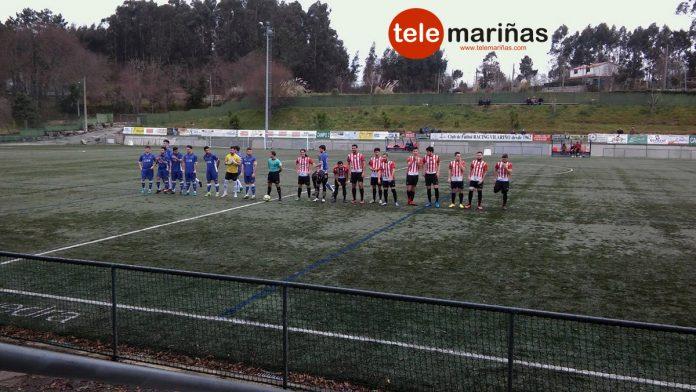 El Racing Vilariño derrota al Choco B en Nigrán
