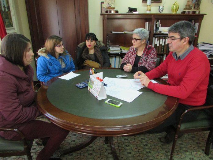 La escuela unitaria de A Gandara pide la colaboración del Concello de A Guarda para evitar el cierre