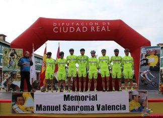 El Club Ciclista Rías Baixas se viste de gala esta semana en Nigrán