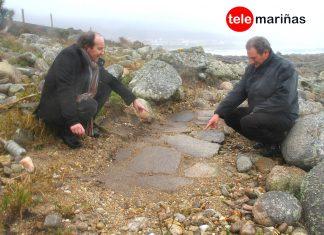 Descubren restos de lo que podrían ser unas salinas de más de 2.000 años de antigüedad en Mougás