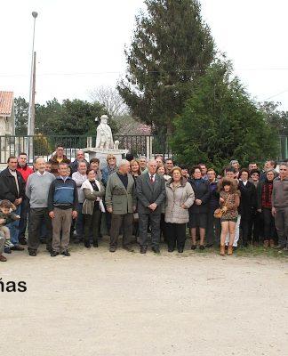 San Roque preside cien años de Parranda en Vilariño