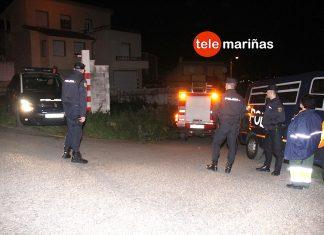 Dos muertos tras una explosión de gas en una casa en Redondela