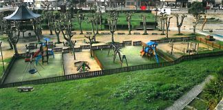 A Palma contará con un nuevo parque infantil