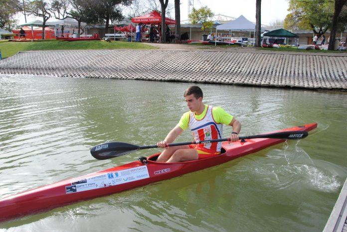El Kayak Tudense defenderá el título de campeón de España de piragüismo en aguas del Guadalquivir