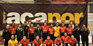 El Atlético Novás se encuentra en plena confección de la plantilla 2017/18