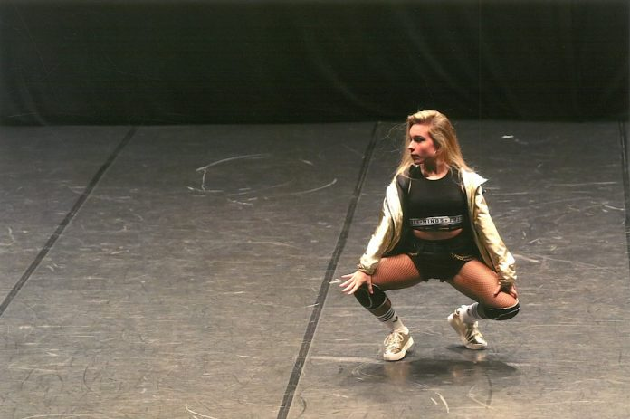 La rosaleira Alba Rodríguez se proclama campeona en el concurso de danza Anaprode