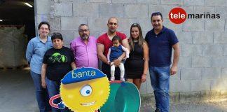 El banco de tapones de O Baixo Miño se solidariza con Alexys