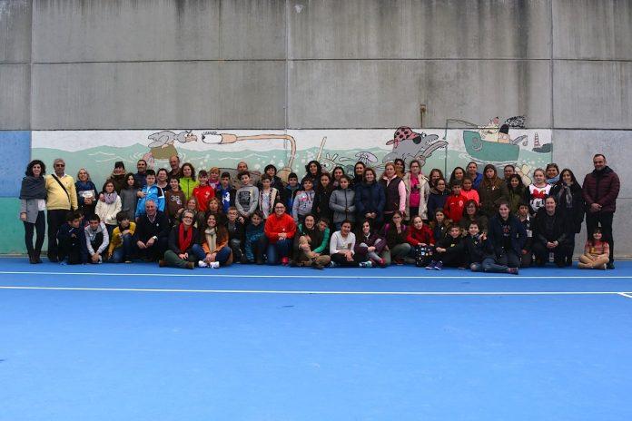 Alumnos del Concello de Oia y de la Freguesía de Oiã participaron en el I intercambio cultural
