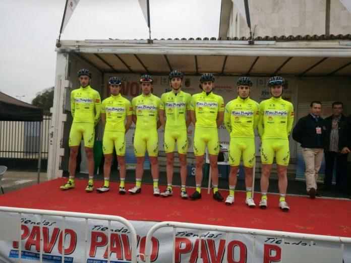 La montaña murciana pone a prueba al Club Ciclista Rías Baixas de Nigrán en la Copa de España