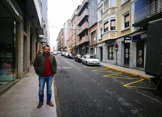 O BNG solicita a peonalización de Concepción Arenal na Guarda