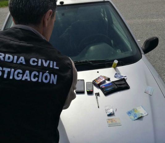 Detienen a un vecino de A Guarda por tráfico de drogas