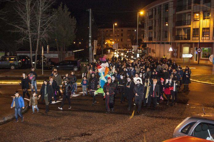 Gondomar cierra el carnaval con el entierro de la sardina