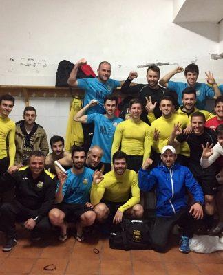 El Sporting Guardés golea al líder en A Sangriña