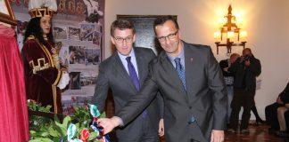 Baiona inaugura oficialmente la Festa da Arribada