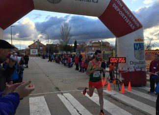 Iván Roade se impone con autoridad en Salamanca
