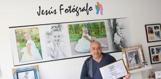 Jesús Fotógrafo premio Wedding Awards 2017