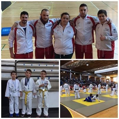 Buenos resultados para el Judo Club Tudense en O Porriño