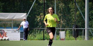 """Lorena Novas: """"En un campo de fútbol lo que menos importa es el árbitro siempre, ya sea mujer u hombre"""""""