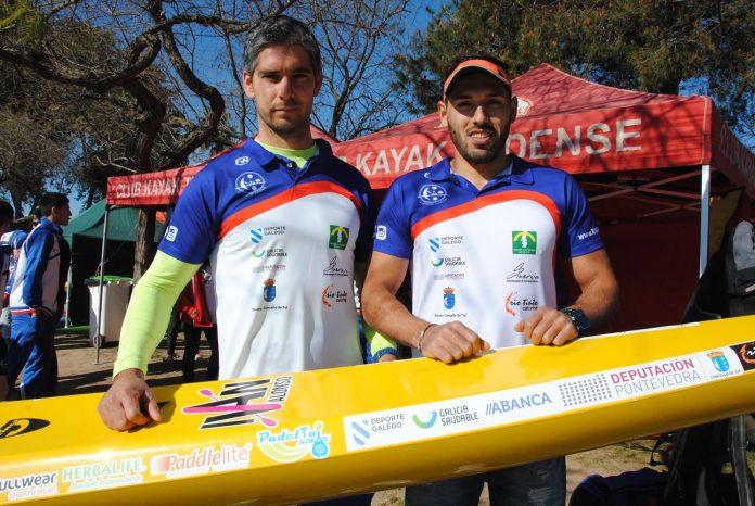 45 palistas del Kayak Tudense participarán en el Campeonato Gallego de Invierno en Lugo