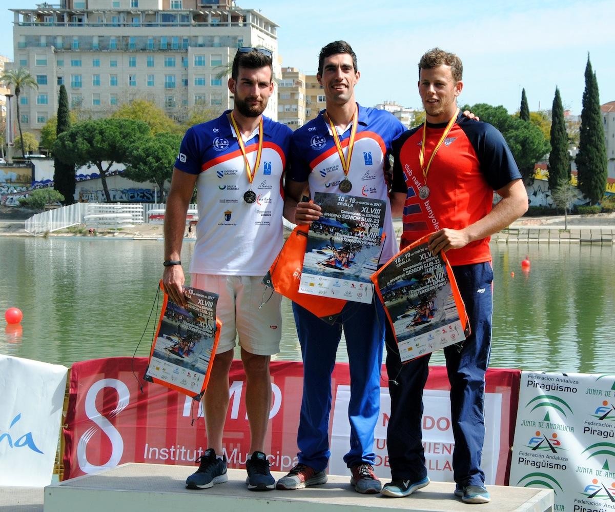 El Kayak Tudense, campeones de España por duodécima vez de forma consecutiva