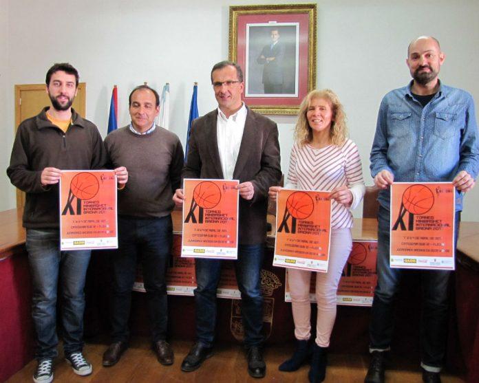 360 niños de España y Portugal se reunirán en Baiona para el torneo internacional de minibasket