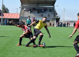 El Racing Vilariño se estrella contra el Castrelos