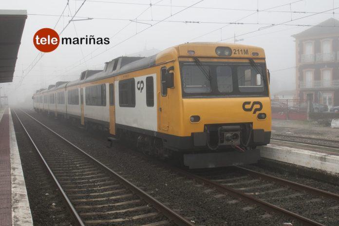 Reconstruyen el accidente de tren de O Porriño del pasado 9 de septiembre