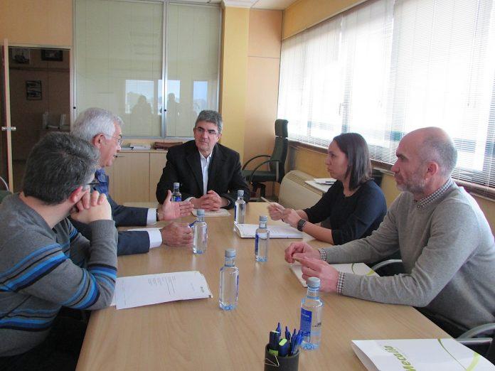 Las empresas de A Pasaxe en A Guarda demandan mejoras en las comunicaciones
