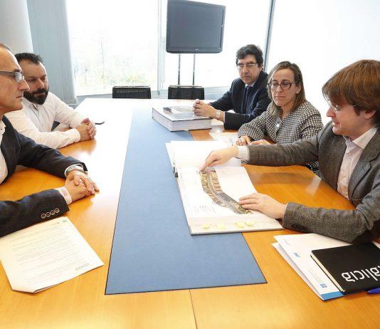 La Xunta construirá una nueva senda entre Playa América y el paseo hasta Baiona