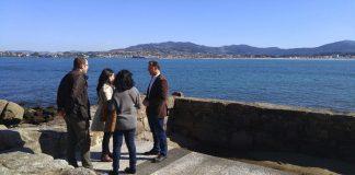 Baiona proyecta construir un talaso público con algas marinas en la vieja cetaria