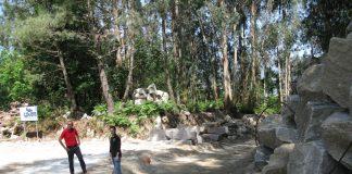 La demora de permisos de Patrimonio paraliza las obras de abastecimiento de agua a Parada