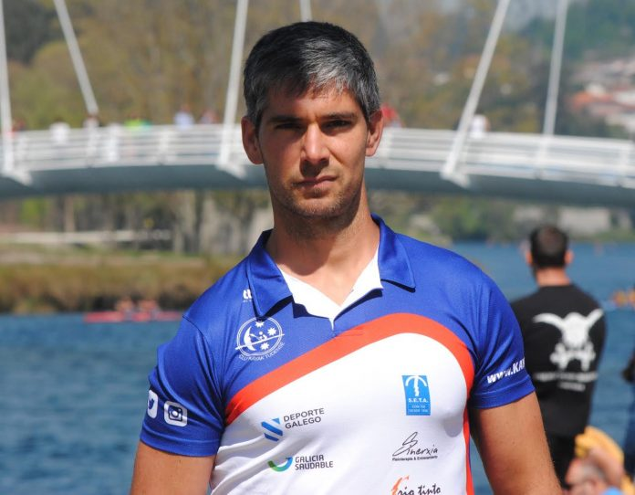 Diego Piña, nuevo presidente del Kayak Tudense