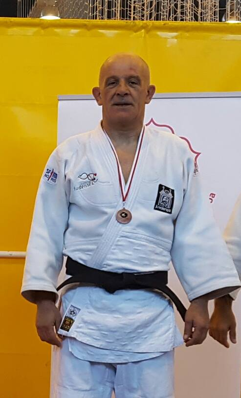Medalla de bronce para el tudense Lino Martínez en el Open Internacional Ciudad de Lisboa ADJL