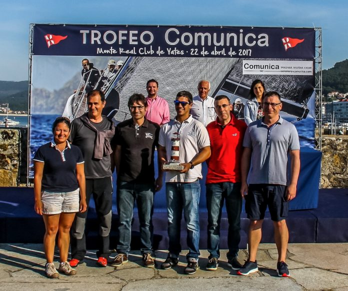 Sanxenxo, Rodeira y Baiona se reparten el Trofeo Comunica