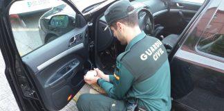 La Guardia Civil detiene a un vecino de Meis por tráfico de drogas