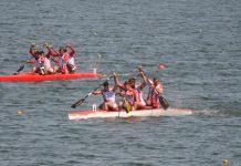 El Kayak Tudense brilla en la Copa de España