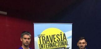Diego Piña e Iván Alonso, del Kayak Tudense, participarán en la XLV Travesía Internacional Treinta y Tres en Uruguay