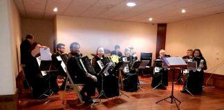 El grupo de acordeones Mascarenhas ofrecerán un concierto en Nigrán