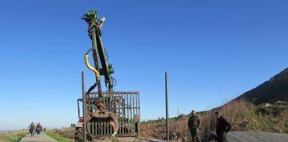 Costas repara la senda litoral de A Guarda