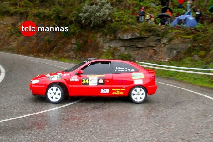 La X subida a Oia inaugura el campeonato gallego de montaña