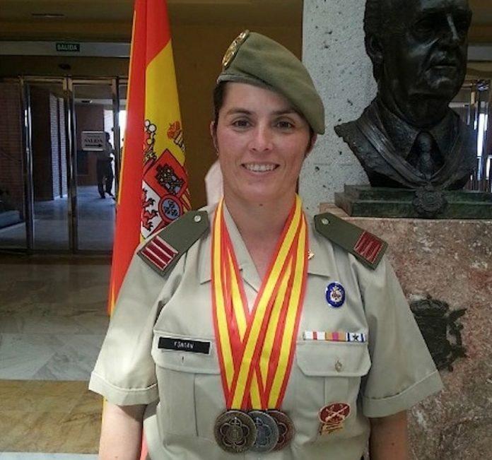 La tudense Susana Fontán, galardonada con la Estrella de Plata del Mérito Deportivo
