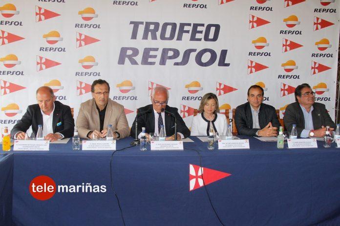 Las 40 primaveras de la regata Repsol del Monte Real