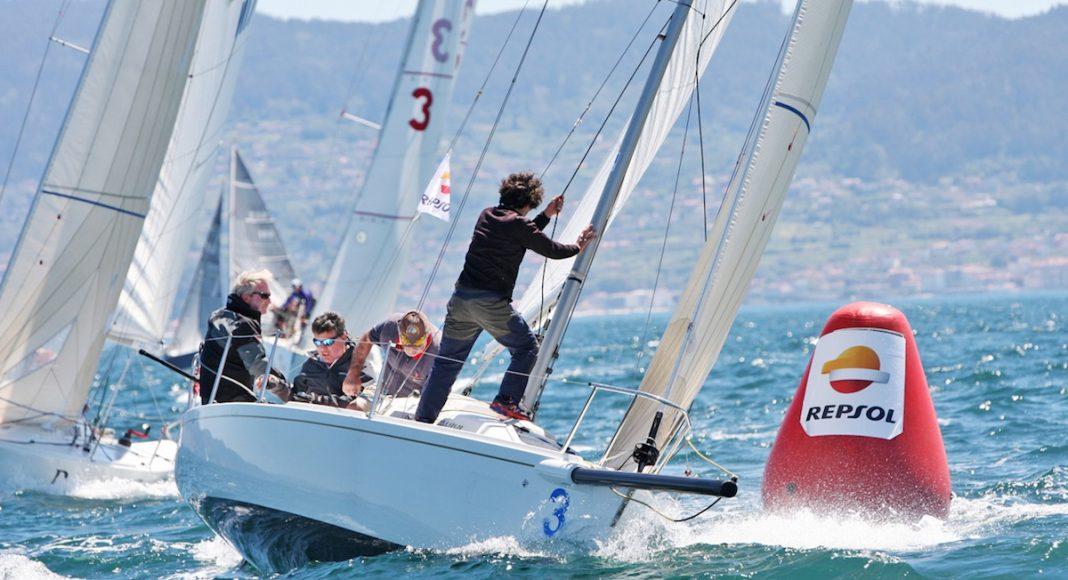 Arranca en Baiona el Trofeo Repsol