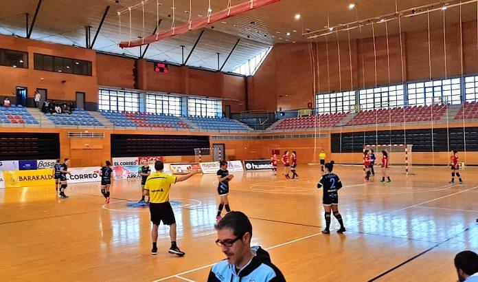 El Mecalia Atlético Guardés se afianza en la segunda posición
