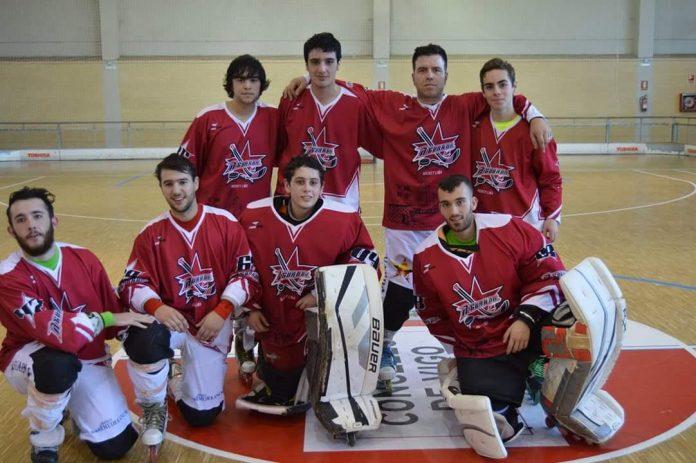 A Guarda Hockey Liña triunfa y convence en la última Sede de la Liga Galega
