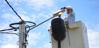 Tomiño renueva todo el tendido eléctrico del municipio