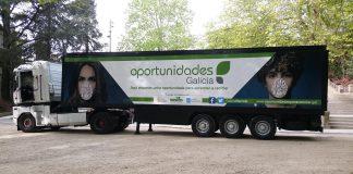 """La campaña """"Oportunidades Galicia"""" se instala mañana en Nigrán"""