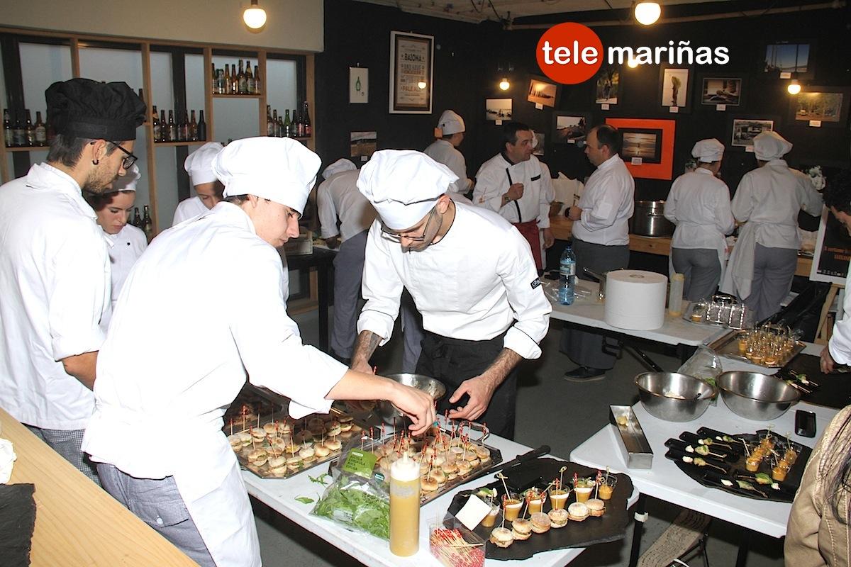 """Degusta Europa"" llega a Baiona"